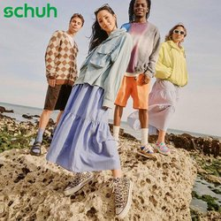 Schuh offers in the Schuh catalogue ( 3 days left)