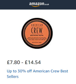 Amazon offers in the London catalogue