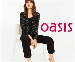 Oasis offers in the Leicester catalogue