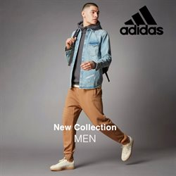 Adidas catalogue in London ( More than a month )