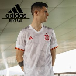 Sport offers in the Adidas catalogue ( 21 days left)