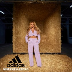 Adidas offers in the Adidas catalogue ( 15 days left)