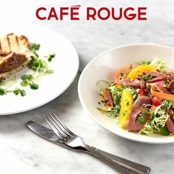 Cafe Rouge offers in the Birmingham catalogue