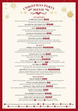 Cafe Rouge offers in the London catalogue