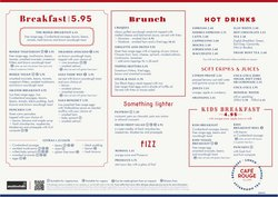 Restaurants offers in the Cafe Rouge catalogue ( More than a month)