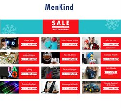 Department Stores offers in the Menkind catalogue in London ( Expires tomorrow )
