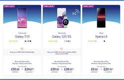 O2 catalogue in Aberdeen ( More than a month )