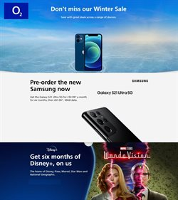 O2 catalogue ( 8 days left )