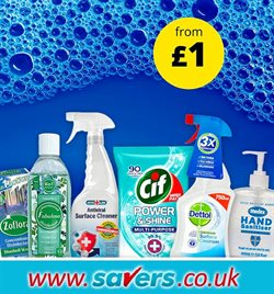 Pharmacy, Perfume & Beauty offers in the Savers catalogue in Aberdeen ( 7 days left )