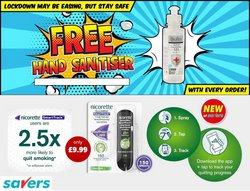 Savers offers in the Savers catalogue ( Published today)