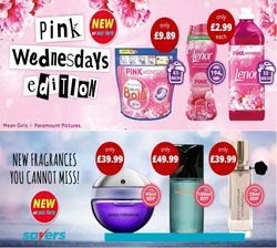 Pharmacy, Perfume & Beauty offers in the Savers catalogue ( Expires tomorrow)