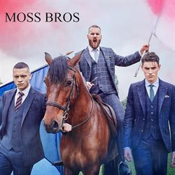 Moss Bros offers in the Truro catalogue