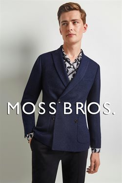 Moss Bros offers in the Reading catalogue