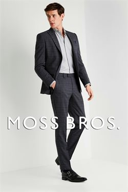 Moss Bros offers in the Manchester catalogue