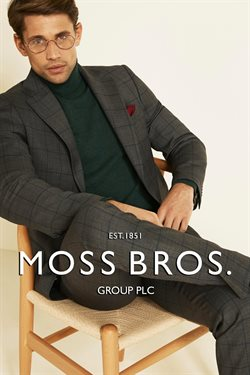 Moss Bros catalogue in London ( 16 days left )