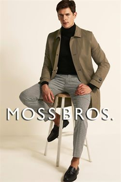 Moss Bros catalogue in Northampton ( More than a month )