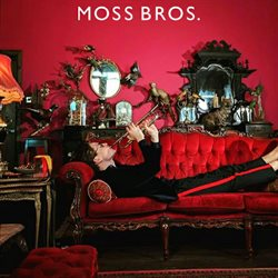 Moss Bros catalogue in Nottingham ( More than a month )