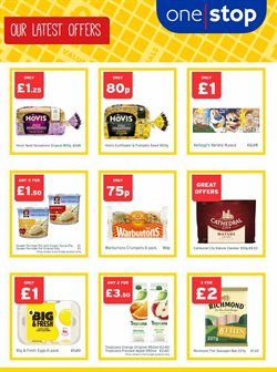 Eggs offers in the One Stop catalogue in London