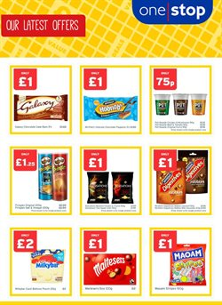 Cake offers in the One Stop catalogue in London