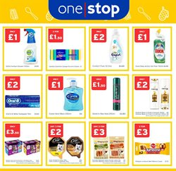 Gel offers in the One Stop catalogue in Stoke-on-Trent