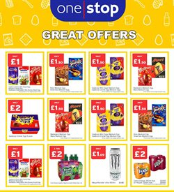 One Stop offers in the Glasgow catalogue