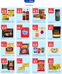 One Stop offers in the Cannock catalogue
