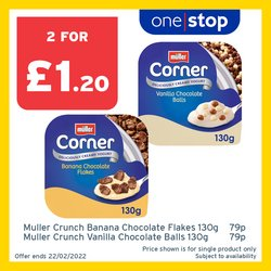 One Stop offers in the One Stop catalogue ( More than a month)