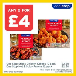 One Stop offers in the One Stop catalogue ( 13 days left)