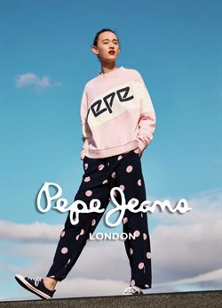 Pepe Jeans offers in the London catalogue
