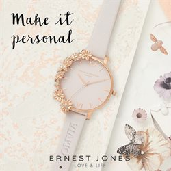 Ernest Jones offers in the London catalogue