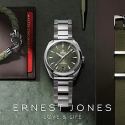 Ernest Jones catalogue in Wakefield ( More than a month )