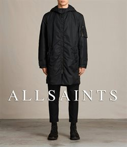 All Saints offers in the London catalogue