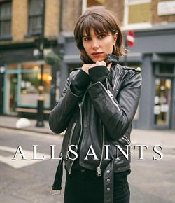 All Saints offers in the Leicester catalogue