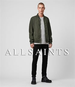 All Saints catalogue in Nottingham ( More than a month )