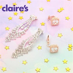 Claire's offers in the Manchester catalogue