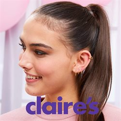 Claire's offers in the London catalogue