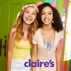 Claire's offers in the Leicester catalogue