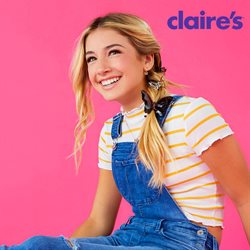 Claire's catalogue in London ( 16 days left )