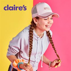 Claire's catalogue in London ( Expired )