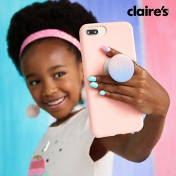 Claire's offers in the Claire's catalogue ( More than a month)
