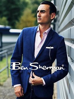 Ben Sherman offers in the London catalogue