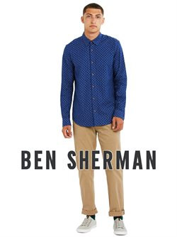 Ben Sherman catalogue ( Expired )