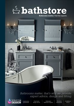Bathstore offers in the London catalogue