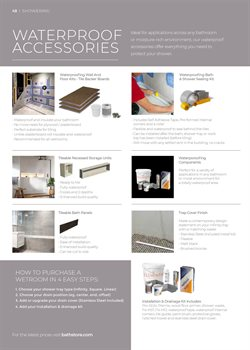 Offers of Tile in Bathstore