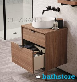 Bathstore offers in the Bathstore catalogue ( 10 days left)