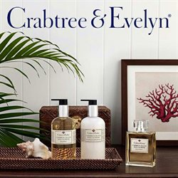 Pharmacy, Perfume & Beauty offers in the Crabtree & Evelyn catalogue in Oxford