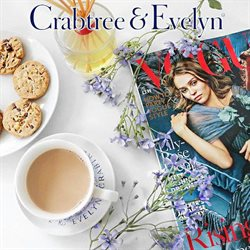Crabtree & Evelyn catalogue ( More than a month )