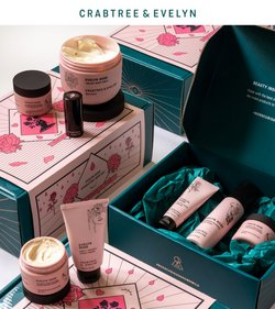 Pharmacy, Perfume & Beauty offers in the Crabtree & Evelyn catalogue in London ( 9 days left )