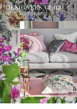 Designers Guild offers in the London catalogue