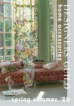 Designers Guild catalogue ( More than a month )
